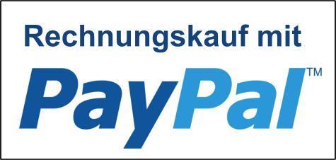 Paypal Rechnungskauf