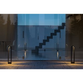 SLV RASCALI 65 Pole, LED Outdoor Stehleuchte, anthrazit, 3000K