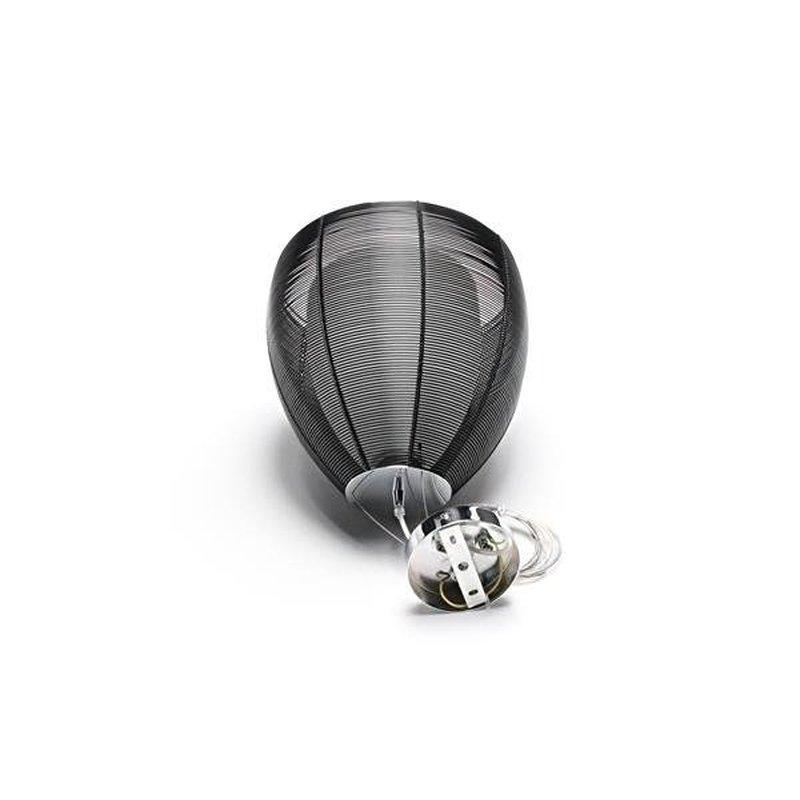 deko light pendelleuchte filo big mob schwarz 230v 60 w g nstig online kaufen 103 20. Black Bedroom Furniture Sets. Home Design Ideas