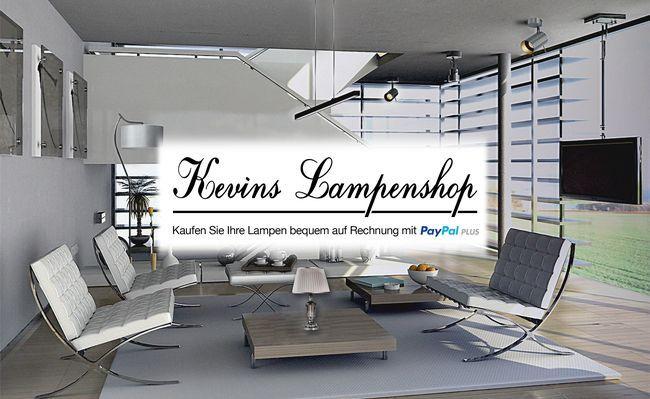 Rechnungskauf bei Kevins Lampenshop